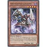 Yu-Gi-Oh! - Archfiend Cavalry (JOTL-EN030) - Judgment of the Light - 1st Edition - Rare