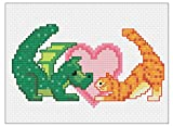 Whimsical Cross-Stitch: More Than 130 Designs