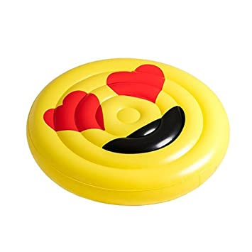 Emoji Expression Bag Inflable Flotante Fila Sonrisa Cara ...