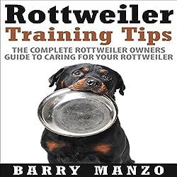 Rottweiler Training Tips