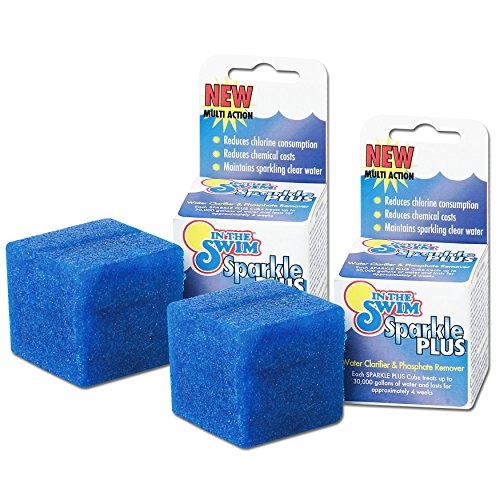 In The Swim Sparkle Plus Pool Water Clarifier - 2 Pack