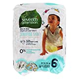Seventh Generation Free & Clear Diapers - Size 6 - 20 ct