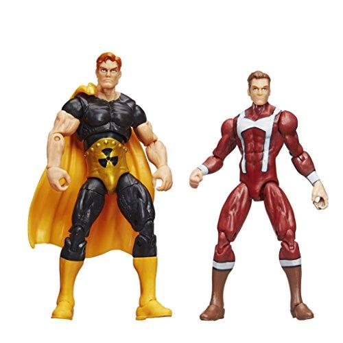 Avengers MVL Gamora & Star Lord Action Figure