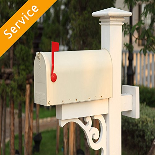 Mailbox Installation - Wall Mounted - Replacement (Decor Wall Painting)