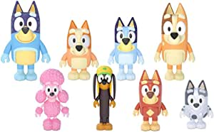 Bluey Family & Friends Pack