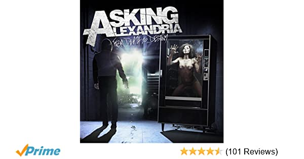 781f7b4b0a5 Asking Alexandria - From Death To Destiny (2 LP