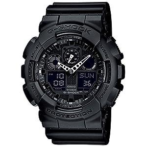 Casio G de shock Reloj de hombre reloj de pulsera GA de 100–1A1ER 5