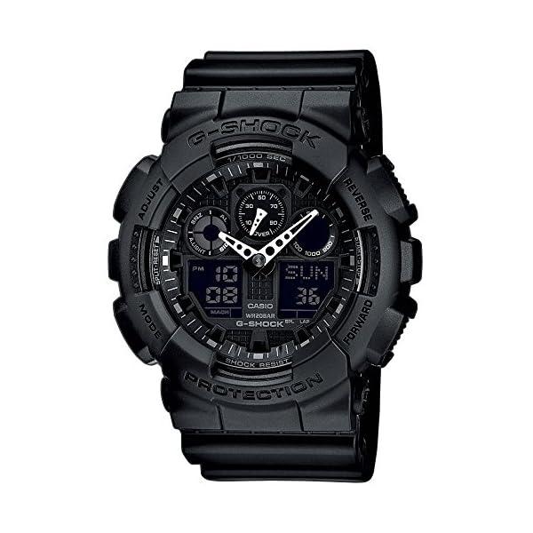 Casio G de shock Reloj de hombre reloj de pulsera GA de 100–1A1ER 2