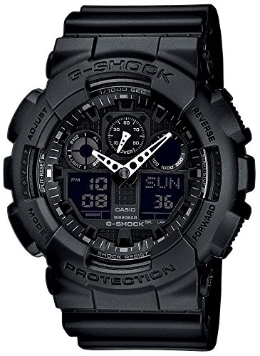 Casio G de shock Reloj de hombre reloj de pulsera GA de 100–1A1ER 1