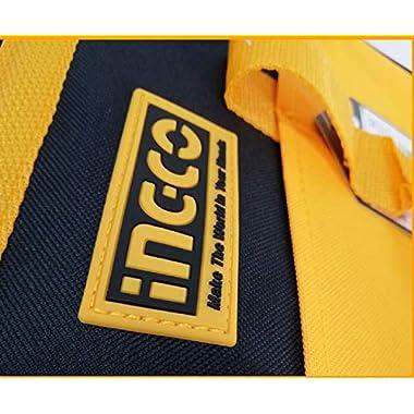 Ingco Tool Bag (HTBG28131, 13 Inches, Yellow) 7