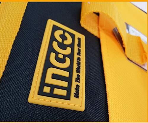 Ingco Tool Bag (HTBG28131, 13 Inches, Yellow) 3