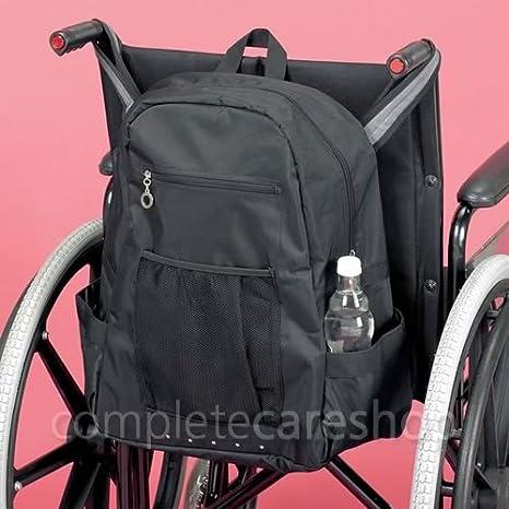 Homecraft Deluxe - Mochila para silla de ruedas: Amazon.es: Salud y cuidado personal