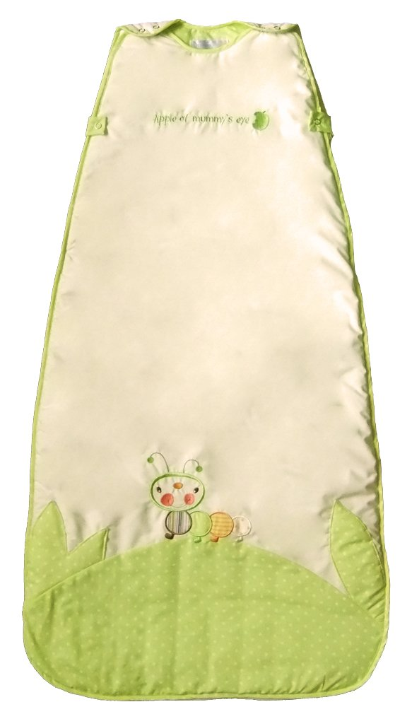 Limited Time Offer! The Dream Bag Baby Sleeping Bag Caterpillar 6-18 Months 2.5 TOG - Cream by The Dream Bag   B0083GZJJA