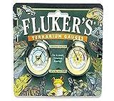 Fluker's Round Thermometer/Hygrometer Combo Pack