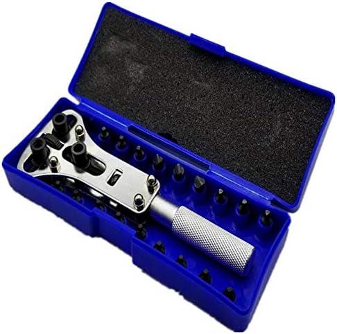 レンチ1セット時計工具は、調整可能なボトムカバーオープナーの拡張ネジ