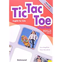 Tic Tac Toe. English for Kids - Starter Level