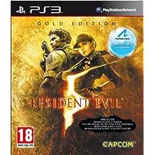 RESIDENT EVIL 5: GOLD (PS3)