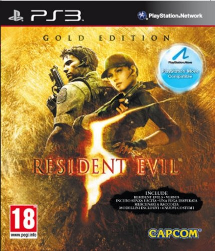 Resident Evil 5 Gold Edition for PS3 - 2