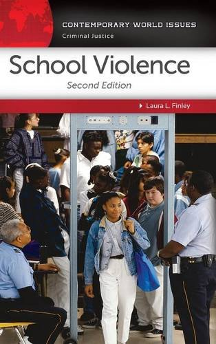 School Violence: A Reference Handbook, 2nd Edition (Contemporary World Issues)