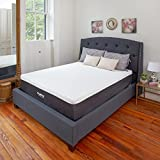 4 Inch Gel Memory Foam Mattress Topper Classic Brands Cool Gel Memory Foam 12-Inch Mattress, Queen