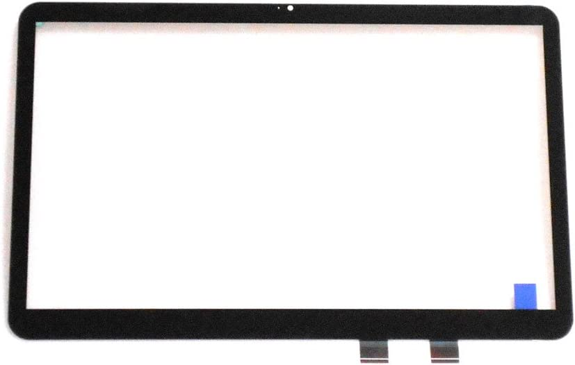 simda- 15.6 Screen Digitizer for HP 15-D020DX Touchsmart Notebook PC 747121-001