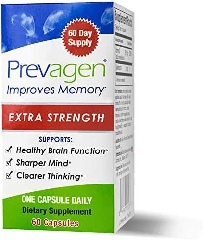Prevagen Extra Strength 20 mg 60 Caps