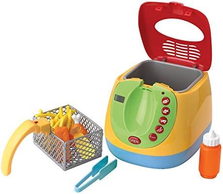 Playgo MI FREIDORA (Incluye Play Food): Amazon.es: Juguetes y juegos