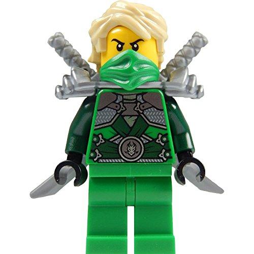 LEGO® Ninjago: Lloyd Garmadon (green ninja) Minifigure with ...