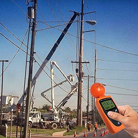 Amazon.com: RF-3GZ Triple Axis RF Power Meter/Detector ...