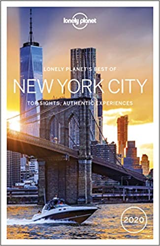Best New Books 2020 Lonely PlaBest of New York City 2020 (Travel Guide): Lonely