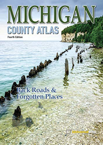 Michigan County Atlas
