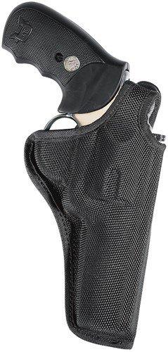 Bianchi 7000 Accumould Size 4 S&W K/L Frame Similar 4-Inches, Black