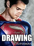 Clip: Time Lapse Drawing of Superman