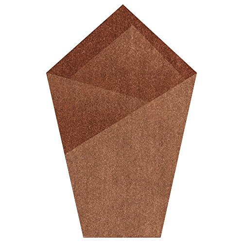Crystallized Bronze Tissue Paper - 20''L x 30''W by Hubert-SHAMROCK