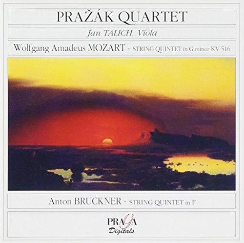 Mozart: String Quintet No. 4 / Bruckner: String Quintet in F Major