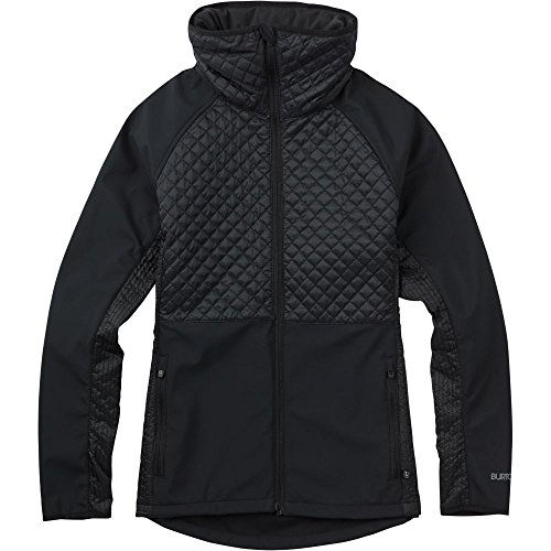Burton Women's Concept Softshell Jacket, True Black, Small