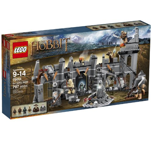 LEGO The Hobbit Dol Guldur Battle 79014 (Lord Of The Rings Helms Deep Battle Set)