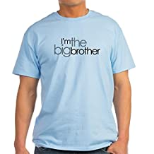 CafePress - ADULT SIZE I'm The Big Brother - 100% Cotton T-Shirt