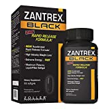 Zantrex Black- Rapid Release Liquid-Filled Softgel Dietary Supplement, Maximum Potency, Extreme Energy, Weight Loss, Diet Pills, (84 count)
