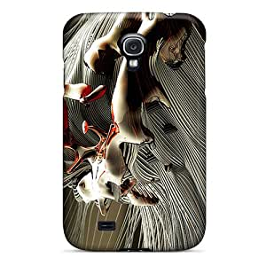 Premium EJnxoyN5529goPtU Case With Scratch-resistant/ Hi Def Abstract 02 Case Cover For Galaxy S4