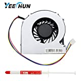 YEECHUN New Laptop CPU Cooling Fan for HP TouchSmart 320 520 Envy 23 Series Replacement Part Number 656514-001