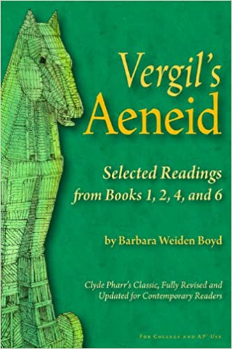 Amazon vergils aeneid selected readings from books 1 2 4 vergils aeneid selected readings from books 1 2 4 and 6 english and latin edition first edition fandeluxe Gallery