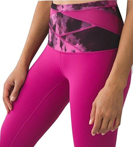 4a77a307c6e Lululemon Wunder Under Yoga Pants Blooming Pixie Hi-Rise Raspberry Pink (4)  - Buy Online in Oman.