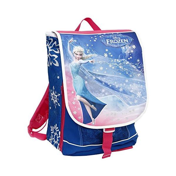 6d86cc6c23da94 Giochi Preziosi – Frozen Zaino Scuola, Estensibile, con Luci ...