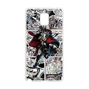Samsung Galaxy S4 Phone Cases White Marvel comic BNM416760