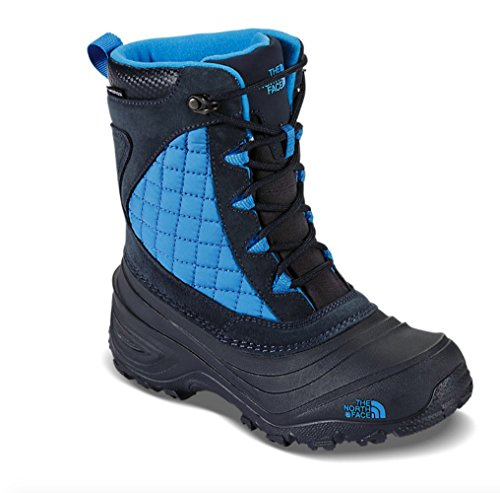 The North Face Children's Thermoball Utility Boot,Cosmic Blue/Blue Aster,US 13 M