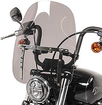 Satteltasche 3L f/ür Suzuki Intruder VS 1400//800 schwarz Links