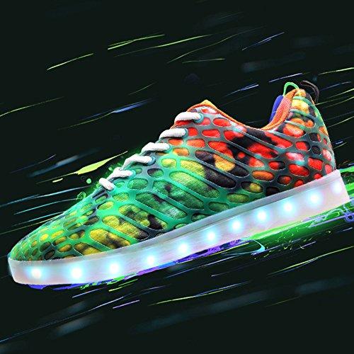 new product 73e65 5ee74 Herren Sneakers Led Lightup Frauen Unisex Kc1jtlf ...