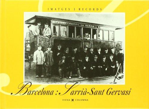 Descargar Libro Barcelona, Sarrià-sant Gervasi Ajuntament Barcelona