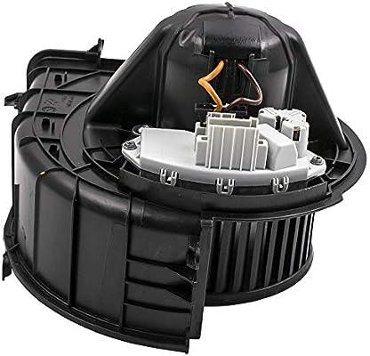 OE Quality A//C Blower Motor for BMW X5 E70 X6 E71 E72 With Regulator